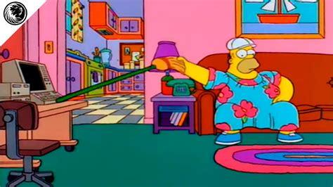 Los Simpsons escenas divertidas en español latino  Parte 3 ...