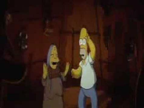 Los Simpsons Español Latino   La Pelicula Parte 11   YouTube