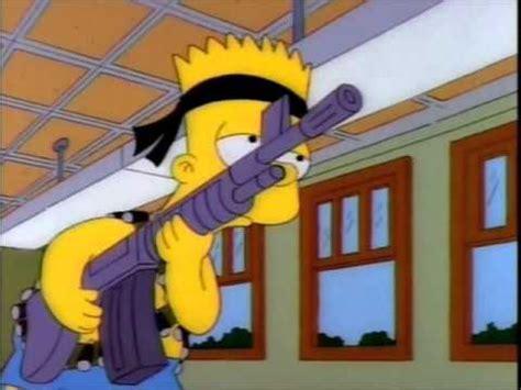 Los Simpsons   fin de año escolar  español latino    YouTube