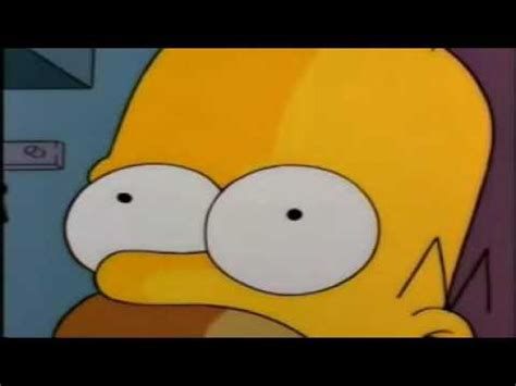 los simpsons latino  Homero lento   YouTube