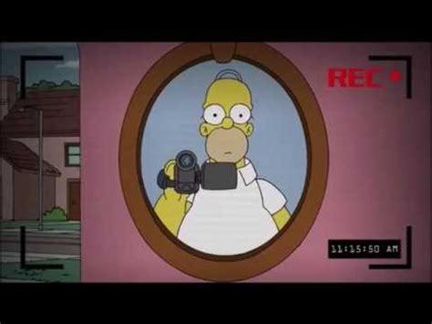 Los Simpsons   Paranormal Activity  Castellano, España ...