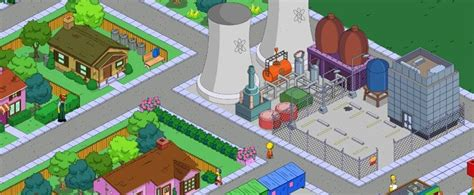 Los Simpsons Springfield IOS