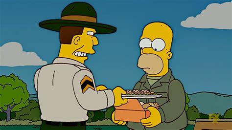 Los Simpsons Temporada 18 HDTV 720p Latino   Identi