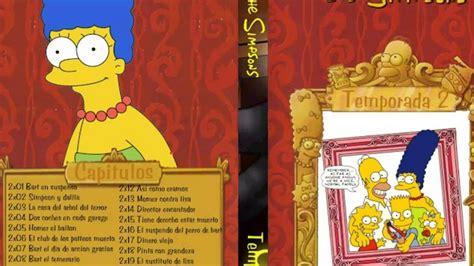 Los Simpsons Temporada 2 [Todos Los Capítulos] [Español ...