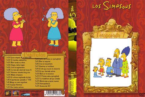 Los Simpsons Temporada 7 Latino Mega 25/25   Identi