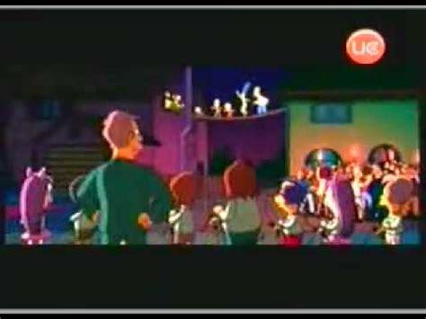 Los Simpsons Trailer 4 De La Pelicula   Audio Español ...
