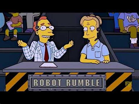 Los simpsons yo robot capitulo completo   YouTube
