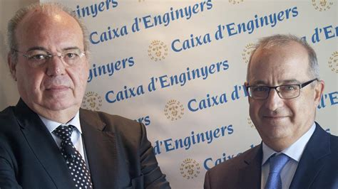 Los socios clientes de Caixa d'Enginyers crecen un 17% ...