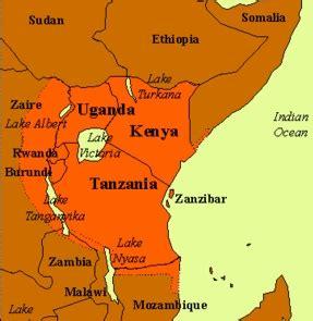 Los suajili son una etnia que se extiende por la costa ...