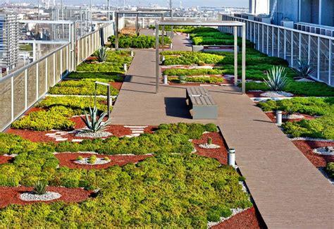 Los techos verdes se instalan en las principales urbes del ...
