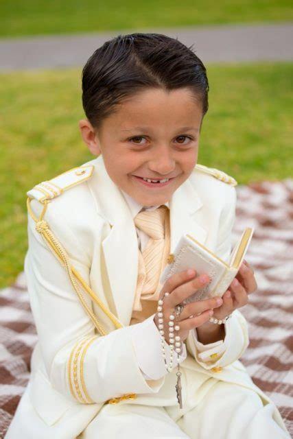Los trajes de comunión para niño 2020   Tendenzias.com