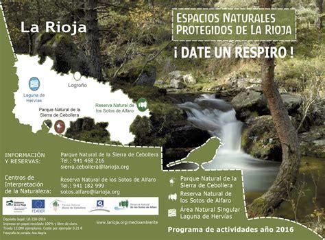 Los tres Espacios Naturales Protegidos de La Rioja ...