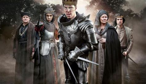 Los tres últimos capítulos de  The Hollow Crown 2    11/06 ...