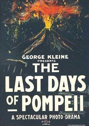 Los últimos días de Pompeya  1913    FilmAffinity