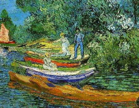 Los últimos paisajes de Van Gogh – Diario de un copépodo