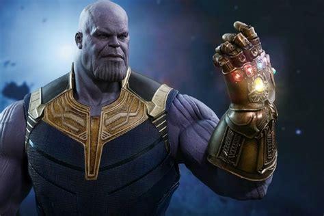 Los Vengadores : Revelan imagen inédita del primer Thanos ...