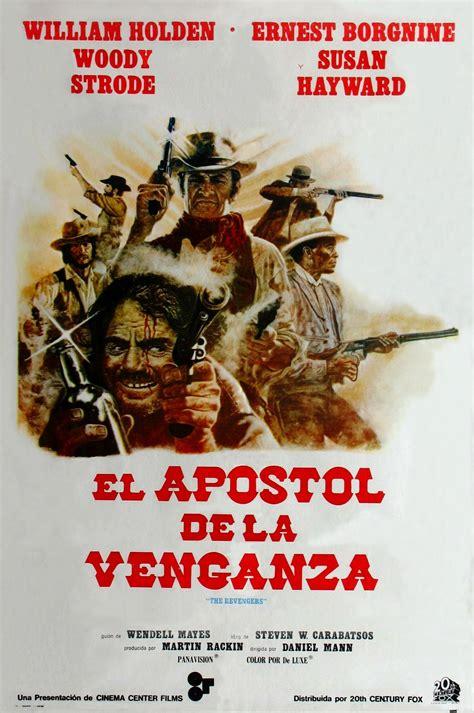 Los vengadores  The Revengers   1972
