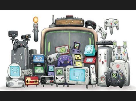 Los Videojuegos: Historia de los Videojuegos