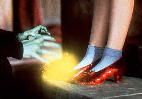 Los zapatos de 'El Mago de Oz' se exponen en el museo del ...