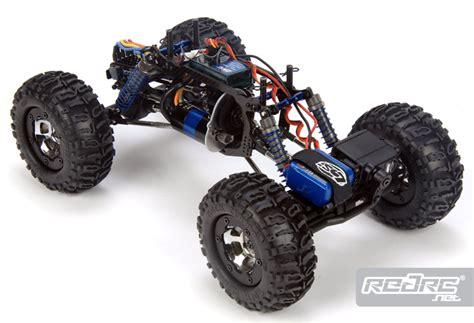 Losi Mini Rock Crawler Pro   Red RC