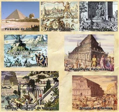 losinteresantesymas: las Antiguas 7 Maravillas del Mundo