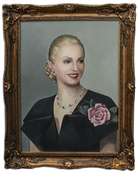 Lot Detail   Elegant Screen Used Portrait of Madonna as ...