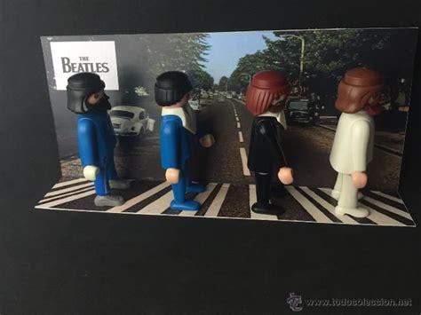 Lote 53581480: Playmobil Custom The Beatles  con immagini