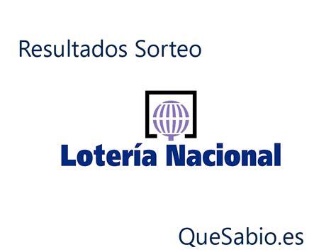Loteria Nacional 4 Julio 2020 Resultados Sorteo | Que Sabio