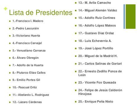 Loteria Presidentes