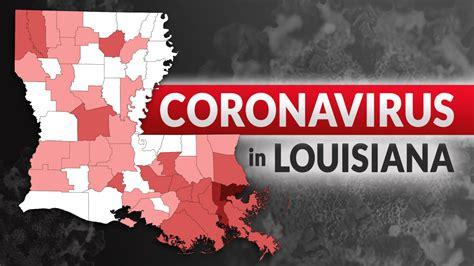 Louisiana coronavirus update: LDH confirms 34 deaths and ...