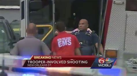 Louisiana trooper wounded, shooting suspect killed in New ...