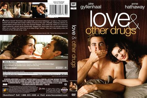 Love and other drugs   Movie DVD Scanned Covers   Love And ...