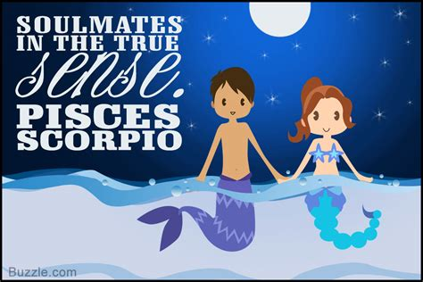 Love Compatibility Between a Pisces Man and a Scorpio Woman