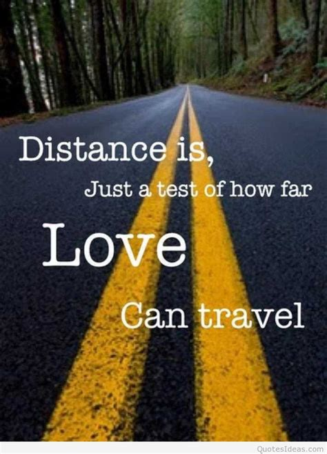 Love distance quotes couples