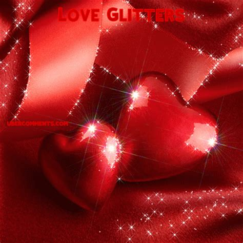 Love Glitters   Love and Romance graphics for Facebook ...
