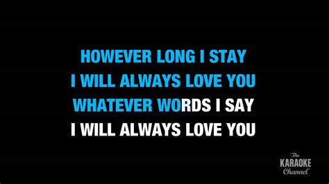Love Song in the Style of  Adele  karaoke video with ...