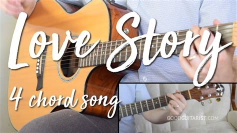 Love Story  Easy Guitar Tutorial  No Capo    Taylor Swift ...