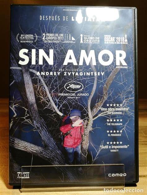 loveless : sin amor dvd 2017 rusia drama. secue   Comprar ...
