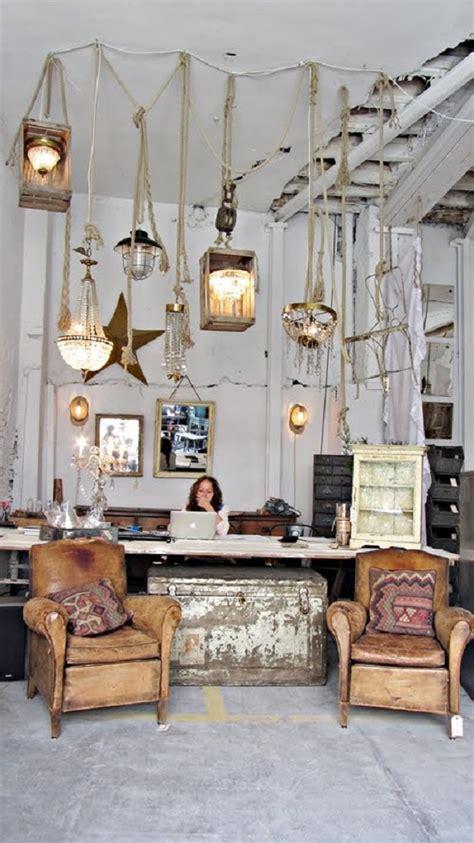 Lovely vintage interior store