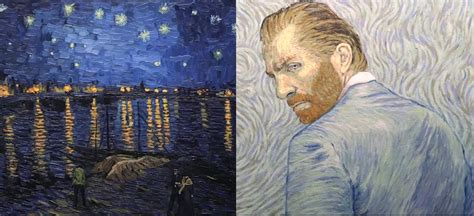 Loving Vincent : Van Gogh's last days become an animated ...