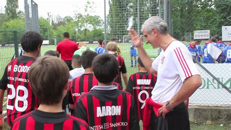 LoYAC AC Milan Soccer School in AC Milan Friendship Cup ...