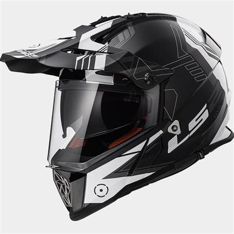 LS2 MX436 Pioneer Trigger DS Helmet | Adventure Bike Warehouse