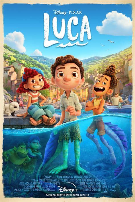 Luca  2021  HD Español latino   Peliculas gratis en ...