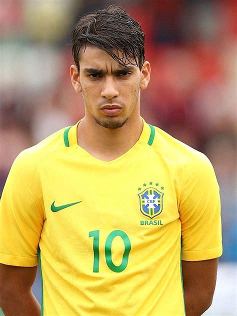 Lucas Paquetá recebe a camisa 10 da seleção para próximos ...
