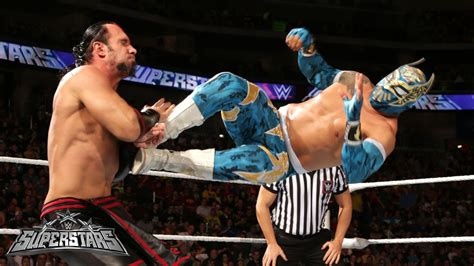 Lucha Dragons vs. The Ascension: WWE Superstars, March 21 ...