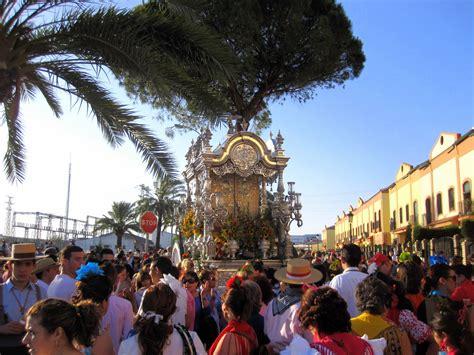 Lucia en Andalucia: El Rocio