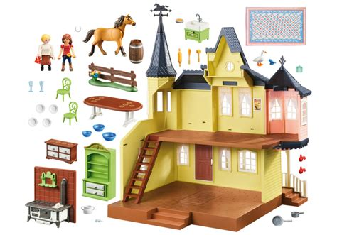 Lucky s Happy Home   9475   PLAYMOBIL USA