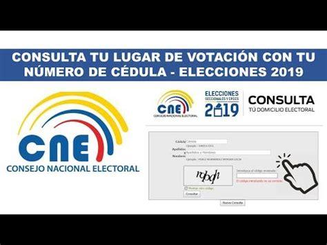 Lugar De Votacion. 34.899.945 colombianos están ...