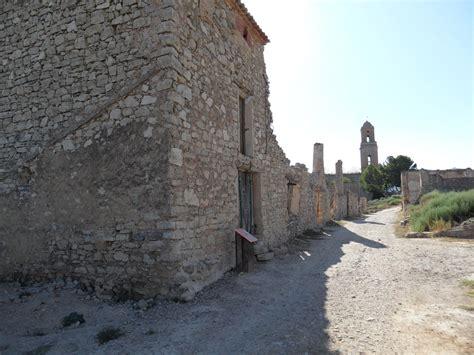 Lugares olvidados: Poble Vell de Corbera d Ebre