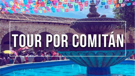 Lugares que visitar en Comitán Chiapas   YouTube